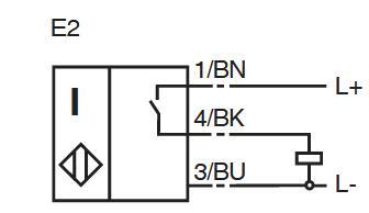 电感式传感器 NBN4-12GM50-E2-C-V1