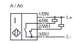 电感式传感器 NBN4-12GM60-A0-V1